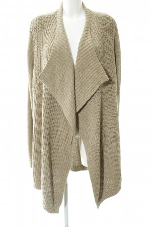 Marc O'Polo Cardigan beige Casual-Look