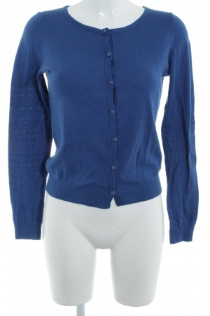 Marc O'Polo Cardigan blau Casual-Look
