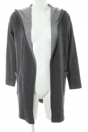 Marc O'Polo Cardigan dunkelgrau Casual-Look