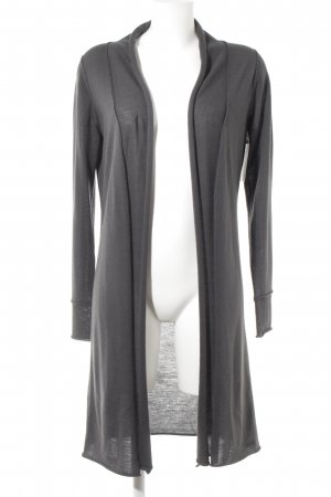 Marc O'Polo Cardigan grau Casual-Look