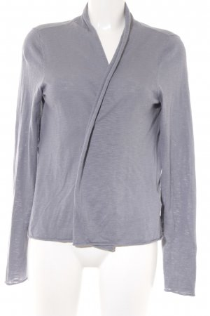 Marc O'Polo Cardigan grauviolett Casual-Look
