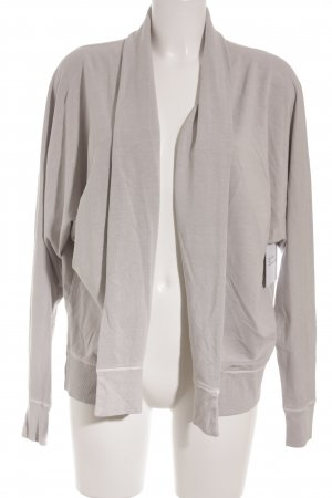 Marc O'Polo Cardigan hellgrau Casual-Look