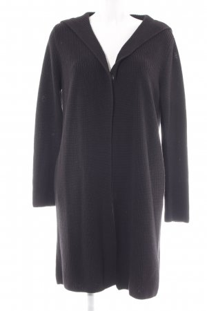 Marc O'Polo Cardigan schwarz Casual-Look