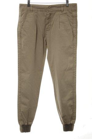 Marc O'Polo Cargohose khaki Street-Fashion-Look