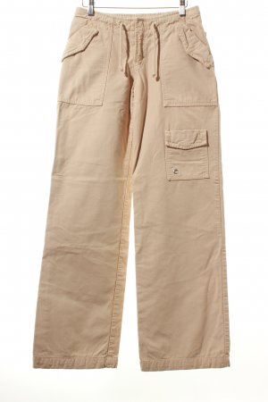 Marc O'Polo Cargohose beige Casual-Look