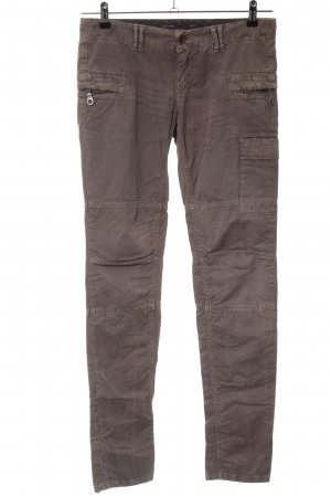 Marc O'Polo Pantalone cargo marrone stile casual