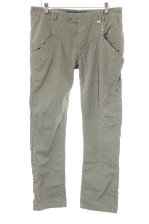 Marc O'Polo Pantalone cargo grigio-verde stile casual
