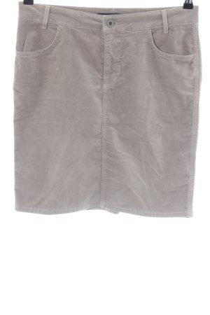 Marc O'Polo Jupe cargo gris clair style décontracté