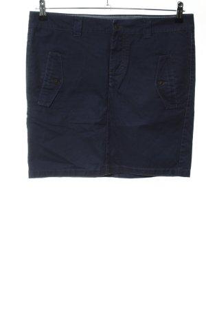 Marc O'Polo Cargorock blau Casual-Look