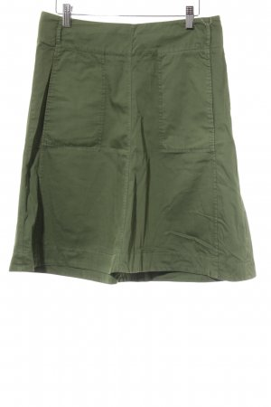 Marc O'Polo Falda estilo cargo verde bosque look casual
