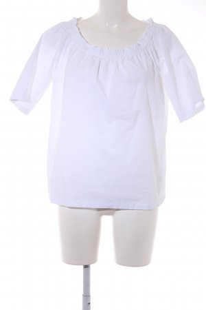 Marc O'Polo Carmen Blouse white casual look