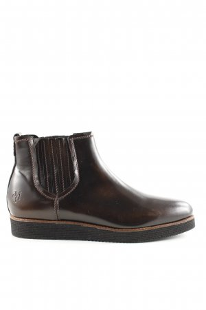 buy online 951e6 04a02 Marc O'Polo Chelsea Boots brown business style