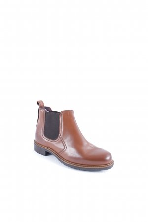 Marc O'Polo Chelsea Boots cognac Brit-Look