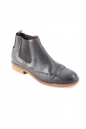 Marc O'Polo Chelsea Boots schwarz Brit-Look