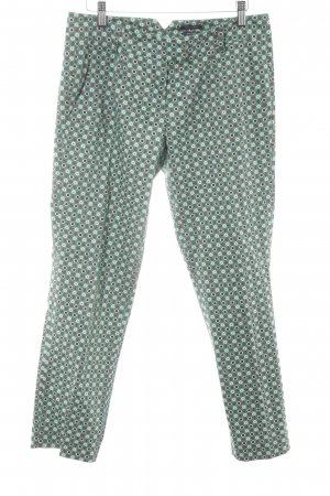 Marc O'Polo Chinohose Aztekenmuster Casual-Look