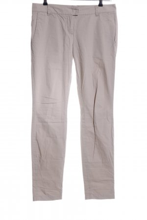 Marc O'Polo Chino lichtgrijs casual uitstraling