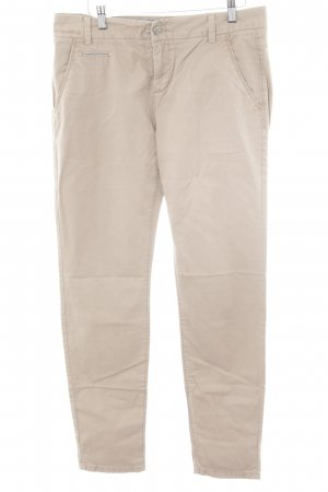 Marc O'Polo Chinohose beige-camel Casual-Look