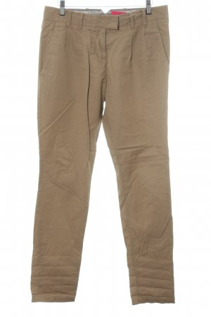 Marc O'Polo Chinohose beige Casual-Look