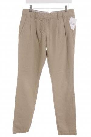 Marc O'Polo Chinohose camel Casual-Look