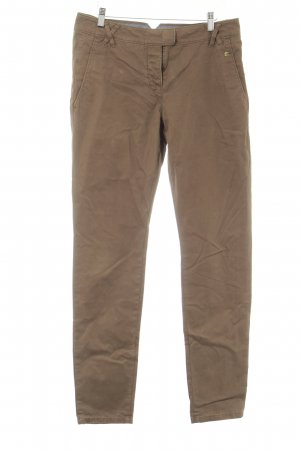 Marc O'Polo Chinohose hellbraun Casual-Look