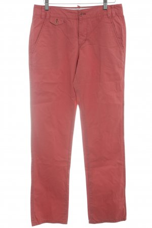 Marc O'Polo Chinohose lachs Casual-Look