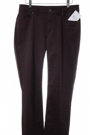 "Marc O'Polo Chinohose ""Lomma Straight"" braunrot"