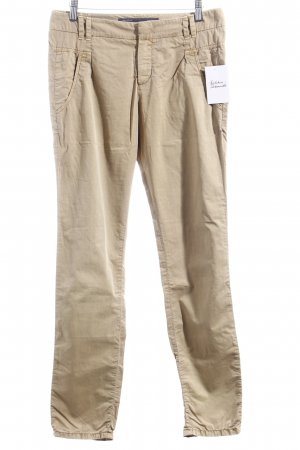 Marc O'Polo Chinohose sandbraun Casual-Look