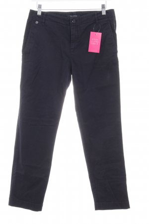 Marc O'Polo Pantalone chino nero stile casual