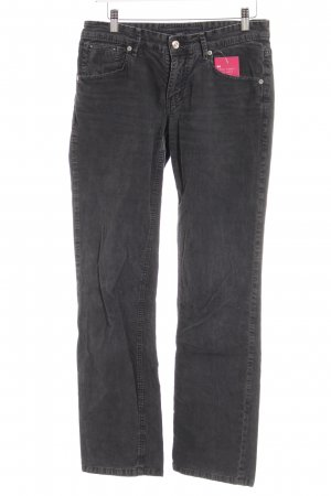 Marc O'Polo Cordhose anthrazit Casual-Look