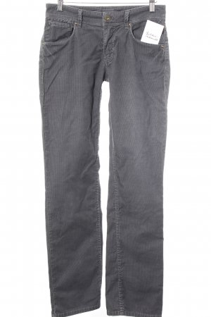 Marc O'Polo Cordhose grau Casual-Look