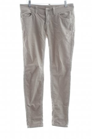 Marc O'Polo Cordhose hellbeige Casual-Look