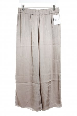 Marc O'Polo Falda pantalón de pernera ancha beige reluciente