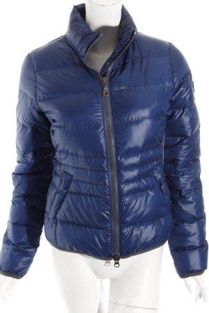 Marc O'Polo Daunenjacke blau sportlicher Stil