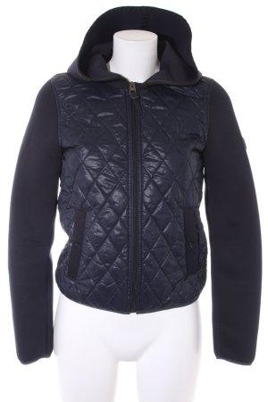 Marc O'Polo Daunenjacke dunkelblau-schwarz sportlicher Stil