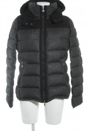 Marc O'Polo Daunenjacke schwarz-anthrazit Casual-Look