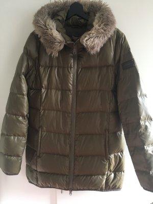 Marc O'Polo Abrigo de plumón gris verdoso-caqui