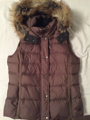 Marc O'Polo Down Vest green grey-anthracite