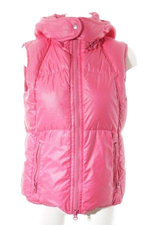 Marc O'Polo Daunenweste pink Steppmuster sportlicher Stil