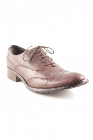 Marc O'Polo Derby brown business style