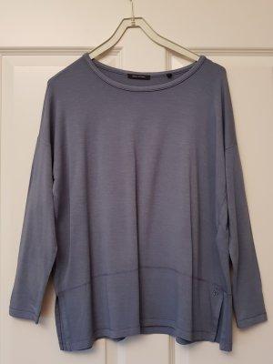 Marc O'Polo Boatneck Shirt azure