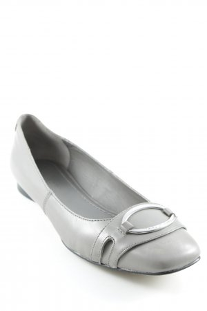 Marc O'Polo Foldable Ballet Flats grey casual look