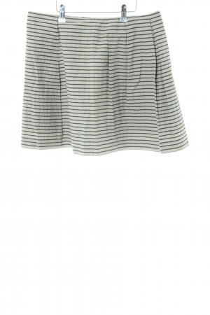 Marc O'Polo Plaid Skirt white-black allover print casual look