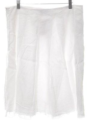 Marc O'Polo Plaid Skirt white casual look