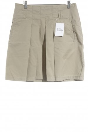Marc O'Polo Faltenrock beige Casual-Look