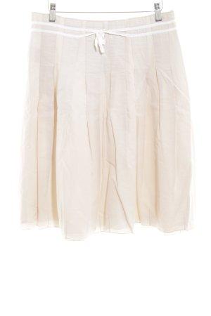 Marc O'Polo Jupe à plis beige clair style d'affaires