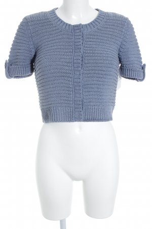 Marc O'Polo Fine Knitted Cardigan pale blue casual look