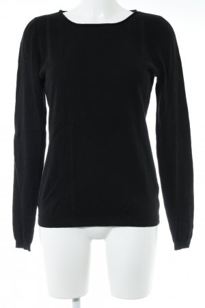 Marc O'Polo Fine Knitted Cardigan black casual look