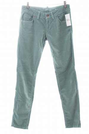 Marc O'Polo Five-Pocket-Hose mint Logostickerei