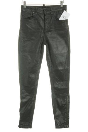 Marc O'Polo Five-Pocket-Hose schwarz klassischer Stil
