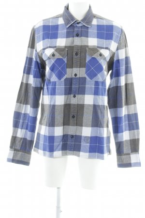 Marc O'Polo Flanellhemd Glencheckmuster Casual-Look
